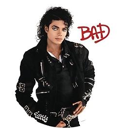 Bad, édition picture vinyle, Vinyle 33T