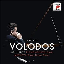 Piano sonata d959 and minuets d334, d335, d600, CD
