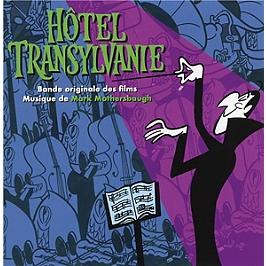 Hotel Transylvania 3 (bof), CD