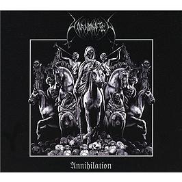 Annihilation EP, CD
