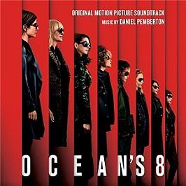 Ocean's 8 (bof), CD