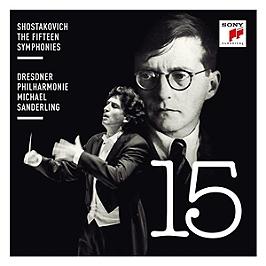 Shostakovich: the fifteen symphonies, CD + Box