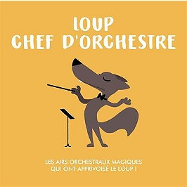 Loup chef d'orchestre, CD