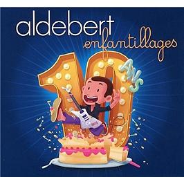 10 ans d'enfantillages, édition digipack avec livret 24 pages, CD Digipack