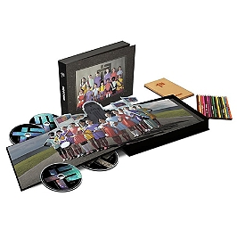 13 (repack collector), Edition box 3 CD + 1 DVD, tirage limité. Book photos+Pop Up+Crayons de couleur., CD + Dvd