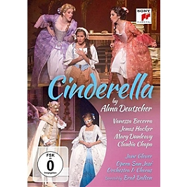 Cinderella, Blu-ray Musical