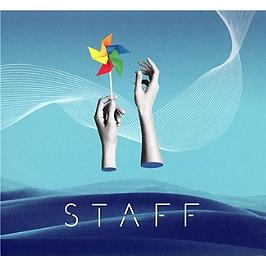 Staff, CD Digipack
