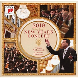 New year's concert 2019, CD