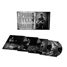 Springsteen on Broadway, Vinyle 33T