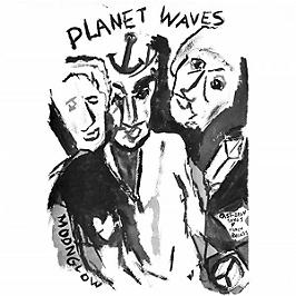 Planet waves, Vinyle 33T