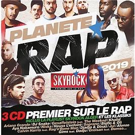 Planète rap 2019, CD + Box