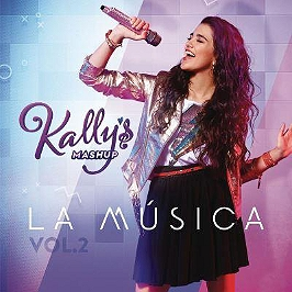 KALLY's Mashup: la musica /vol.2 (bof), CD