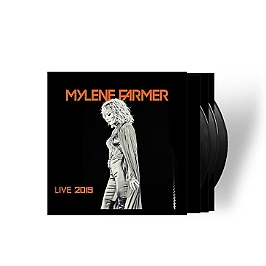 Mylène Farmer live, Triple vinyle