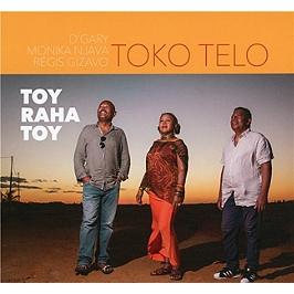 Toy raha toy, CD Digipack