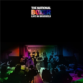 Boxer live in Brussels, CD Digipack
