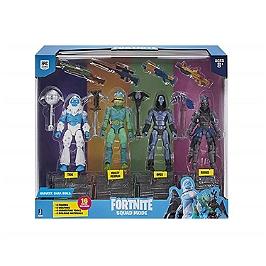 Squad mode figurine 4 pack