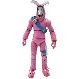 Fortnite figurine rabbit raider 15cm