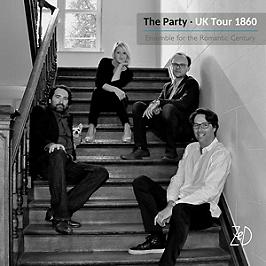 UK tour 1860, CD