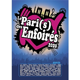 Le pari(s) des Enfoirés 2020, Dvd Musical