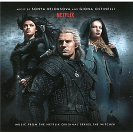 The witcher (music from the Netflix original series), CD