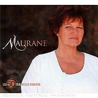 Les 50 plus belles chansons de Maurane en CD Digipack