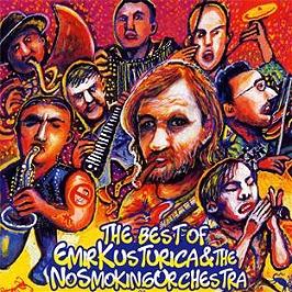 Best of Emir Kusturica & The No Smocking Orchestra, CD + Plage Multimedia