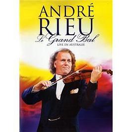 Le grand bal : live en Australie, Dvd Musical