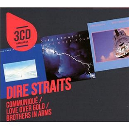 Communique - love over gold - brothers in arms, CD