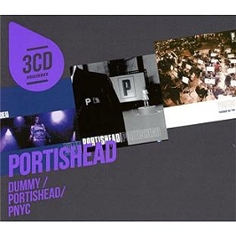 PNYC / dummy / Portishead, Edition CD sous fourreau., CD + Box
