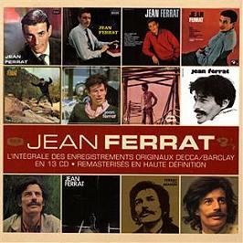 L'intégrale des enregistrements originaux (Decca-Barclay), CD + Box