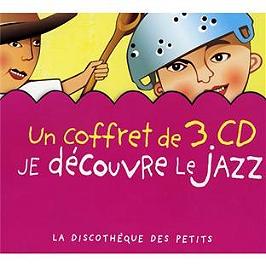Je découvre le jazz, CD Digipack