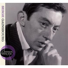 Chanson française : Serge Gainsbourg, CD Digipack
