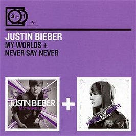 My worlds / never say never, CD