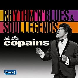 Rhythm'n'blues & soul legends, CD