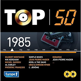 Top 50 1985, CD