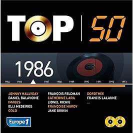 Top 50 1986, CD