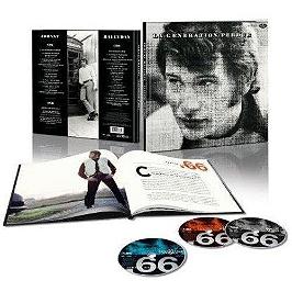 La génération perdue, Edition limitée super deluxe 2CD+DVD livre-disque., CD + Dvd
