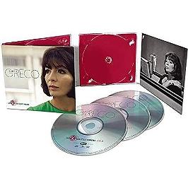 Les 50 plus belles chansons - Juliette Gréco, CD Digipack