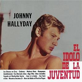 El idolo de la juventud, édition étrangère Argentine, CD