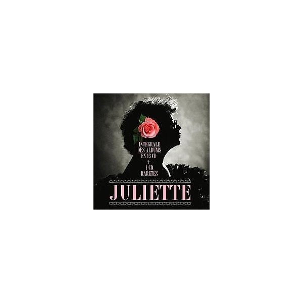 Cd Box Integrale Juliette Espace Culturel E Leclerc
