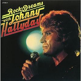 Rock dreams with Johnny Hallyday, édition étrangère Allemagne, CD Digipack