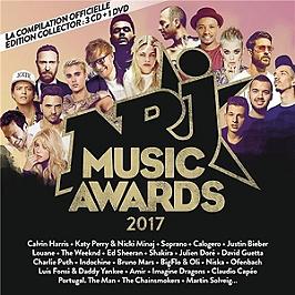 NRJ music awards 2017, CD + Dvd