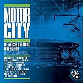 Motor city /vol.1, Vinyle 33T