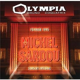 Olympia, février 1995, CD