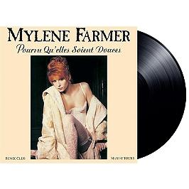 Pourvu qu'elles soient douces, Edition limitée double 45 tours géant., Vinyle 45T Maxi