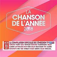 La chanson de l'année 2018 de Compilation en CD BOX