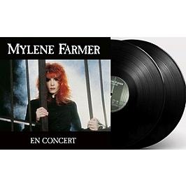 En concert, Double vinyle