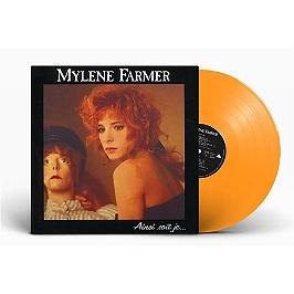 Ainsi soit-je, Edition limitée - vinyle orange translucide., Vinyle 33T
