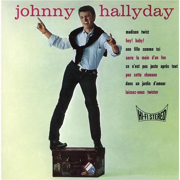 Cd Digipack Madison Twist Johnny Hallyday Espace Culturel E Leclerc