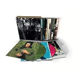 Intégrale vinyles couleurs, Edition limitée 17 vinyles colorisés., Vinyle 33T